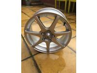 Wolf race Alloy Wheel