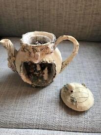 Very cute little teapot