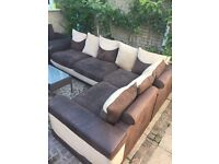 SOFA ,five seater corner sofa upholstery,full set
