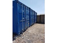 Storage 20 ' containers for self storage rent