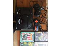 Original Sega Mega Drive with 17 Games