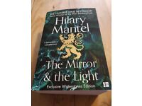 """Brand new Hilary Mantel paperback, """"The Mirror and the Light"""""""