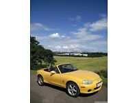 2002 Mazda MX5 1.6i Arizona Convertible - Low mileage