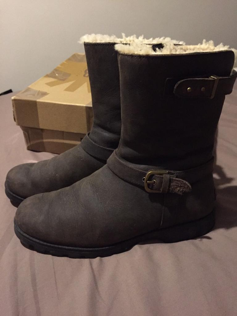 13d577e7ee4 Genuine UGG Grandle Boots Size 7.5 | in Norwich, Norfolk | Gumtree