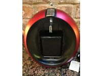 Nescafe Krups Dolce Gusto Coffee Machine Red