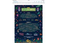 Parklife 2018 VIP WEEKEND TICKET