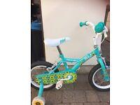 Childs Bike 14inch wheel immaculate