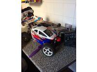 Nitro car rc remote controlled car