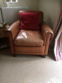 Laura Ashley Large Burlington Sofa & two chairs