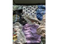 Bundle of girls tops