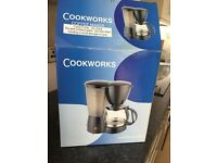 Cookwork coffee machine