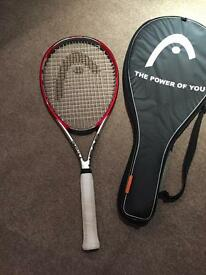 Head tennis racket (71% off)