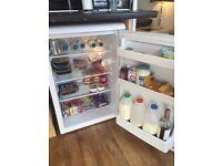 White beko fridge