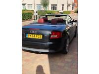 Audi A4 TDI Sline convertible