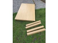 FREE Extendable dining room table