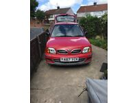 Cracking Nissan micra 2003 automatic