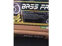 Brand new bass face 8.1 bass tube 800 watts