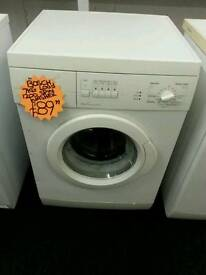 BOSCH 7 KG 1200SPIN WASHING MACHINE IN WHITE