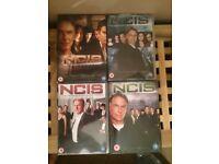 NCIS Series 1-4