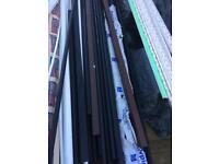 BRAND NEW Gutter Downpipes, Various Sizes, Job Lot