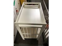 Ikea Gulliver Baby Change Table (white)