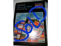 RADIOHEAD sealed promo CD Hail to the Thief