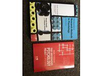 2 x Psychology Textbooks