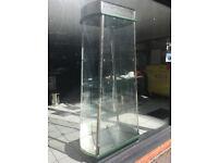 Tiered Glass Display Cabinet originally £1400