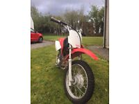 Honda 70F DirtBike