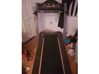 Great treadmill for sale takes more than onr to uplift it worth alot more but neef space