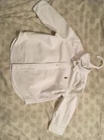 Ralph Lauren white shirt age 9m