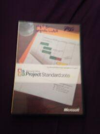Microsoft office PROJECT STANDARD 2003