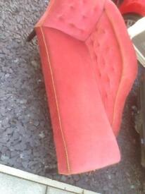 Chaise lounge - needs some tlc
