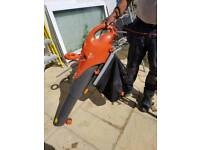 Leaf blower and vacuums