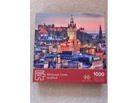 Jigsaw Edinburgh Castle