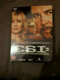 Complete season 7 CSI