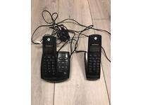 Motorola Twinset house phones