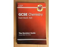 CGP GCSE Chemistry Revision Guide AQA