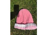 Girls hat.