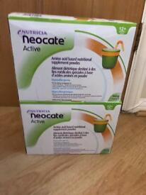 Neocate Active unflavoured 945g (15x63g)