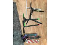 Scooter bars and decks / parts for sale