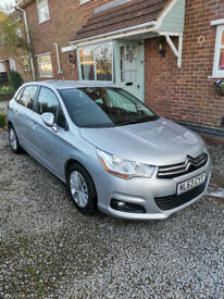 image for Citroen C4, Hatchback, 2013, Diesel, Low Mileage, New MOT, Full Service History