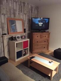 Spacious Studio Flat in City Centre DE22 3XH