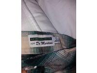 Limited edition Agnes Dean for Dr Martens skirt