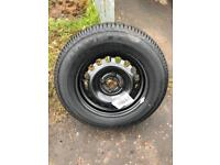Brand new Vauxhall tyres on rims!!! Ideal for a spare