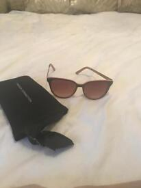 French connection designer sunglasses