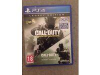 Call of duty Infinte Warfare PS4