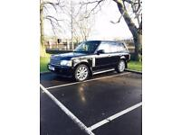 Stunning and extremely high spec 2007 Range Rover Vogue SE