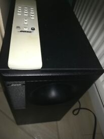 Bose Acoustimass surround speakers Lifestyle 20