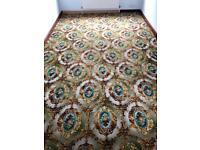 Retro carpet